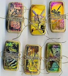 Domino Mini Book with Carol Murphy- class is available!