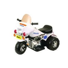 Ride on Police Trike. Great gadgets and toys. Cool presents