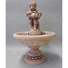#garten #dekoration #brunnen #gussstein #kunststein #fontaine Brunnen  Caorle II