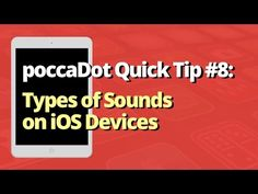 poccaDot's Weekly Quick Tip #8 - iOS Volume Types - http://mobileappshandy.com/mobile-app-development/poccadots-weekly-quick-tip-8-ios-volume-types/