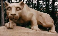 We are...PENN STATE :)
