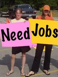 Summer Jobs Rare For Teens This Summer
