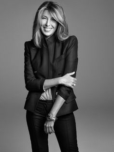 Nina Garcia Bio - Profile of Fashion Director Nina Garcia - Marie Claire