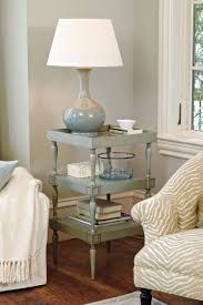 Stylish Living Room Ideas From Floral To Family Friendly Side Table Decor Living Room Side Table Living Room End Tables