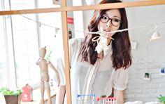 so pretty... #ulzzang #korean #fashion