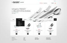 Berndorf concept on Behance