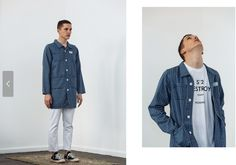 SOL SOL MENSWEAR - 2016   http://sol-solmenswear.com/