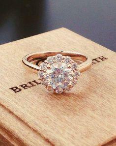 12 anillos de compromiso que te harán delirar