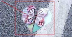#HeyUnik  Misteri Uang Berbentuk Love di Tengah Jalan Bikin Ngeri, Kalau Nemu Jangan Diambil… #Ekonomi #Misteri #Sosial #YangUnikEmangAsyik