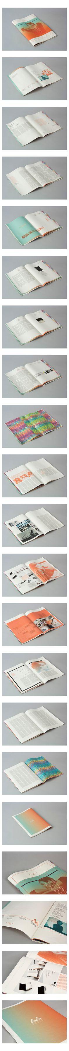 D E Q U A L - Design Paper - no. 1 by Anders Wallner, via Behance