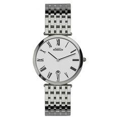 Beyond in love with this Michel Herbelin Epsilon Watch Michel, Stainless Steel Bracelet, Quartz Watch, Gold Watch, Pocket Watch, Diamond Jewelry, Bracelet Watch, Watches For Men, Jewelry Watches