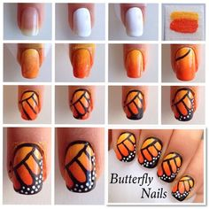 Perfect nails for spring.