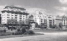 urbanismul: Noi fotografii vechi cu Bucuresti Prague Czech Republic, Bucharest, Times Square, Photo Wall, Street View, Modern, Photography, Travel, Dan