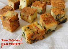 spicy paneer recipe with Thermomix