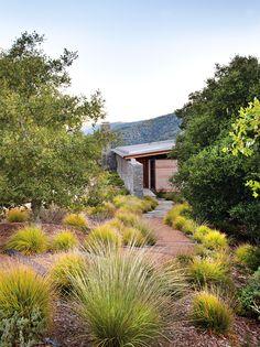 halls ridge residence, carmel valley (architecture: bohlin cywinsky jackson)