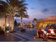 Oman   The Sablah at Al Bandar hotel. credit: Shangri-La's Barr Al Jissah Resort and Spa. view on Fb https://www.facebook.com/SinbadsOmanPocketGuide #oman #traveltooman #sinbadpocketguide