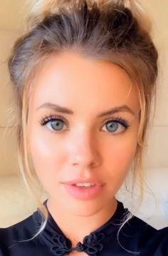 Beautiful Eyes, Beautiful Women, Close Up Faces, Candice Swanepoel, Wonders Of The World, Eve, Caramel, Hair Makeup, Angels