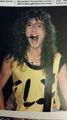 Rick Savage Hysteria tour