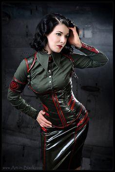 My Dita by art-in-black.deviantart.com on @deviantART