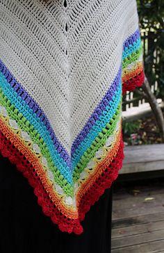 The Sunday shawl