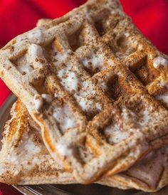 Healthy Waffle Recipes to Start Your Weekend Right - Shape.com