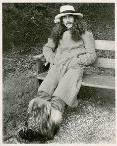 Foto de George Harrison — Love his hair!