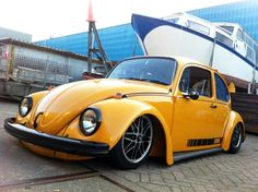 VW bug Jeans
