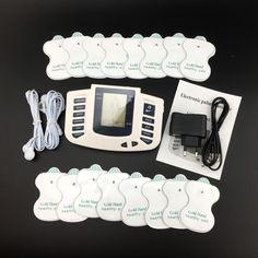 電子ボディ痩身パルスマッサージ用筋肉リラックス痛みリリーフスティミュレータmassageador十鍼治療機