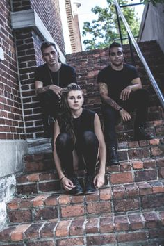 Pvris--they've become one of my favorite bands