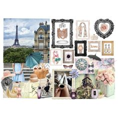 """Picnic in Paris"" by natureschild on Polyvore"