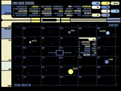 Star Trek The Next Generation's LCARS UI. If you like UX, design, or design thinking, check out theuxblog.com