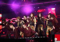 Girl Groups at Dream Concert #sistar #4minute #kpop #mnet