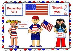 Freebie Clipart: In Memory of 9/11
