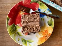 Get Decadent Chocolate Cake Recipe from Food Network Decadent Chocolate Cake, Chocolate Lava Cake, Chocolate Desserts, Chocolate Mouse, Chocolate Pudding, Chocolate Chips, No Cook Desserts, Just Desserts, Delicious Desserts