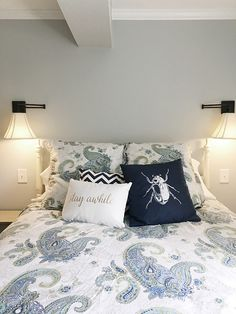 Fabulous New Guest Room Reveal. Bedroom Paint ...