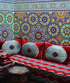 Beautiful Islamic art from MOROCCO