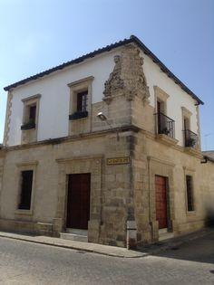 Winemaker palace house in El Puerto de Santa María (Cádiz)