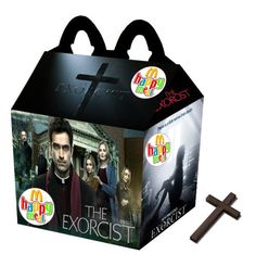 """The Exorcist"" Happy Meal"
