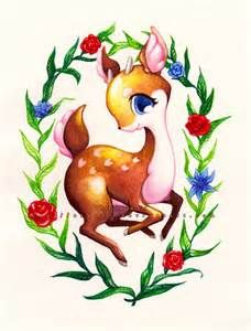 Drawn/painted Baby deer pictures - Yahoo Search Results Yahoo Image Search Results