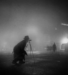 Humanist Street Photography of Sabine Weiss – Fubiz Media