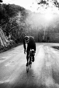 thecyclissimo:  Every mile you struggle is a mile you're becoming stronger.