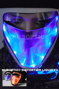 Hey, I found this really awesome Etsy listing at https://www.etsy.com/listing/174367680/liquid-led-mask-for-ultra-music-dj-party