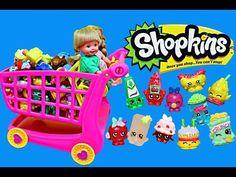 Shopkins Play Doh Peppa Pig DisneyCarToys Frozen Elsa and The Little Mermaid Ariel - YouTube
