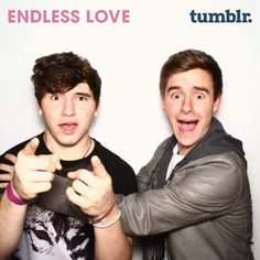 Jc caylen and Connor franta I love both of them