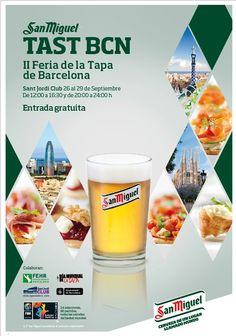 World #tapa day!  In #Barcelona head to Club ant Jordi! #GowithOh