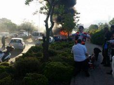 La explosión de un autobús en Jerusalén deja al menos 20 heridos
