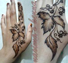 70 Trendy Ideas for tattoo simple flower black tat Finger Henna Designs, Unique Mehndi Designs, Henna Designs Easy, Beautiful Mehndi Design, Bridal Mehndi Designs, Mehndi Tattoo, Henna Tattoo Designs, Henna Mehndi, Hand Henna