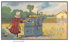 What people in 1900 thought the year 2000 would look like - The Washington Post