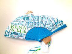 Rena Sindi´s hand fan #renasindi