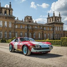 "294 Likes, 2 Comments - Salon Privé (@salonpriveuk) on Instagram: ""Concours Masters presents Tribute to 70 Years of Ferrari BEST COMPETITION CAR WINNER The…"""